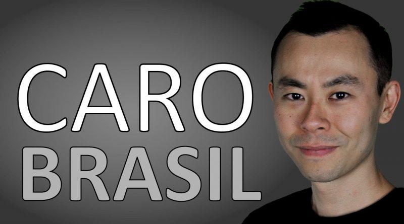 Caro Brasil: soluções de curto e de longo prazo