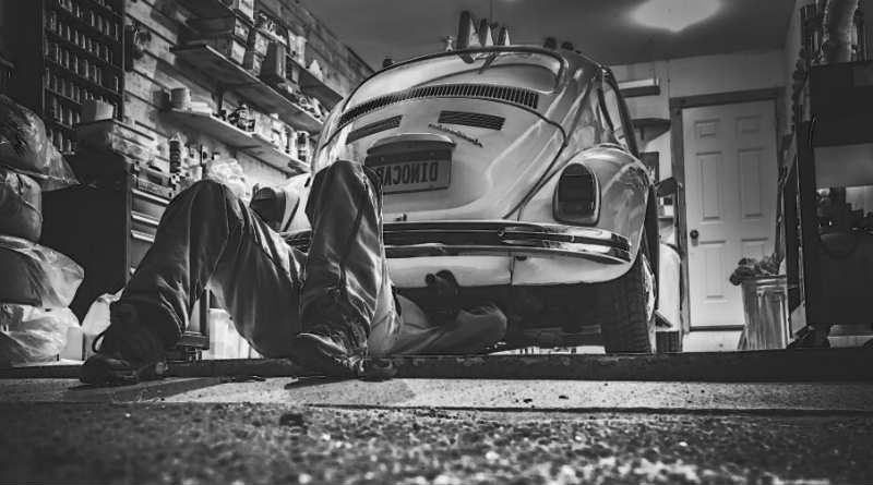 conserto de carro dá dinheiro?